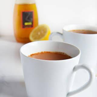 Sore Throat Tea.