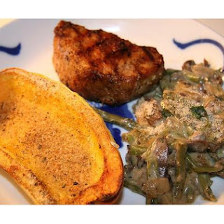 Pork Chop Green Bean Casserole Recipes