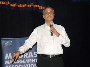 Photo: R Venkata Subramani FCA