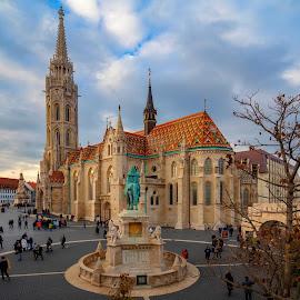 by Albin Bezjak - Buildings & Architecture Public & Historical