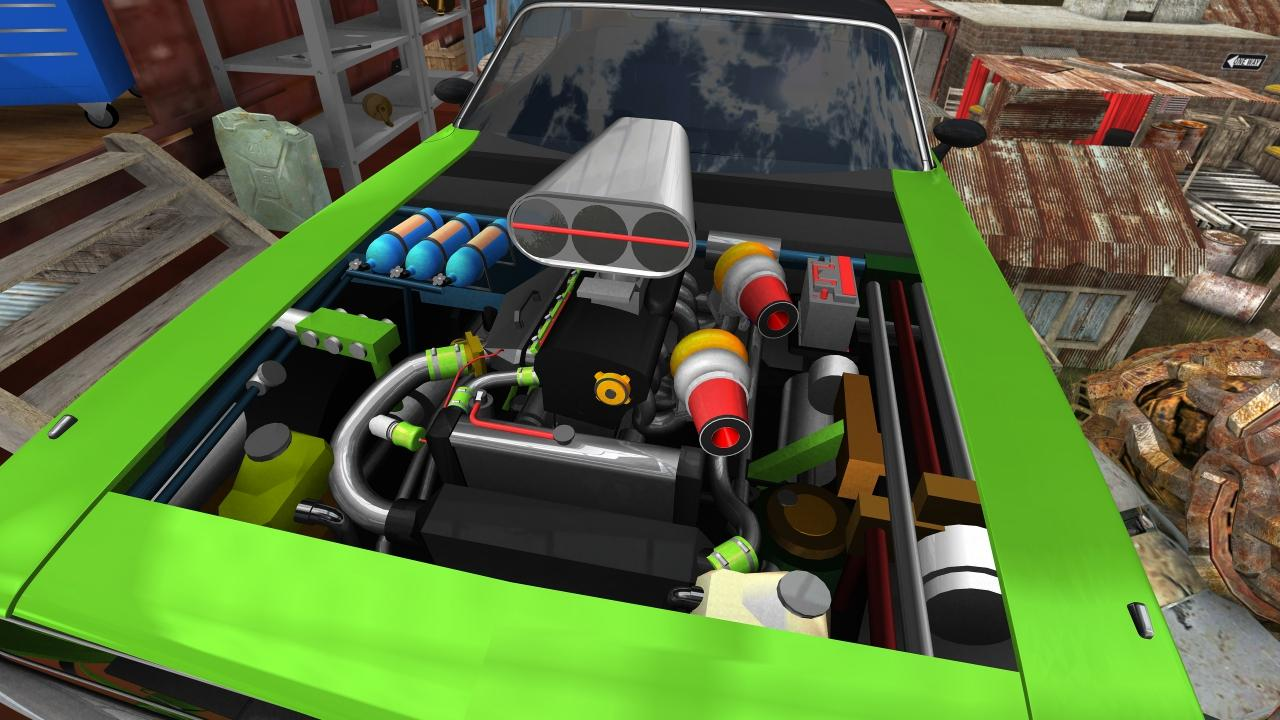 Fix My Car: Classic Muscle 2- screenshot