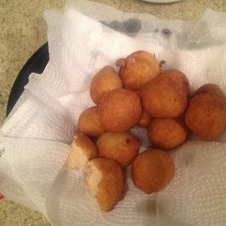 African Fried Donut .