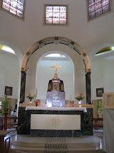 Photo: Mont des Béatitudes : la chapelle