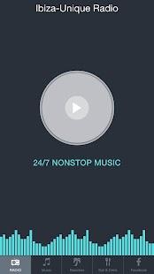 Ibiza-Unique Radio - náhled