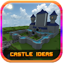 Perfect Castle Minecraft Ideas icon