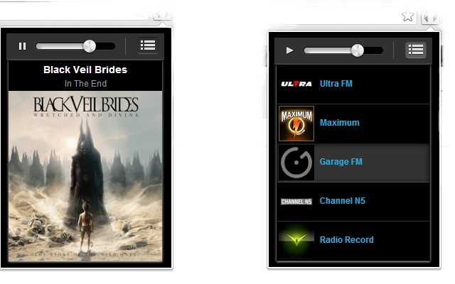 RadioApp beta