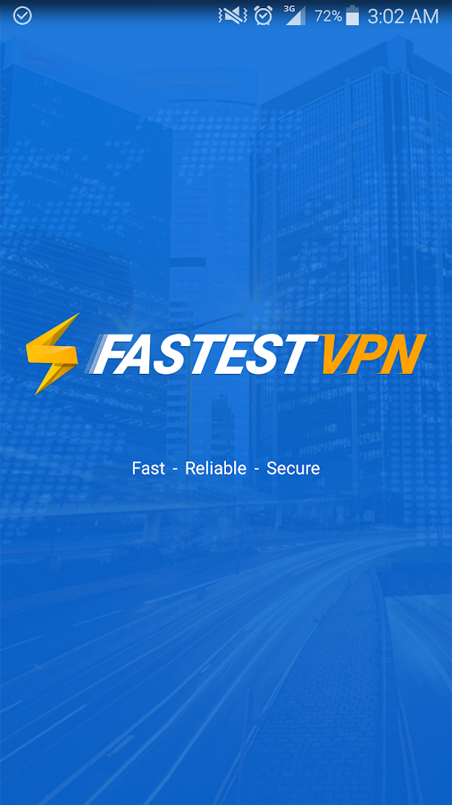 FastestVPN- screenshot