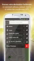 Screenshot of Mappy GPS Free