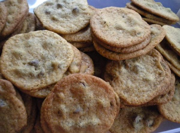 Good Ol' Chocolate Chip Cookies Recipe