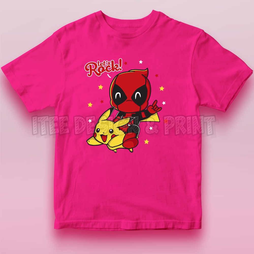 Pikachu Deadpool 8