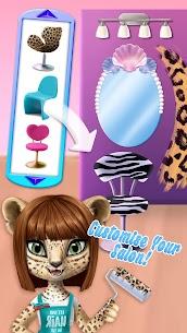 Amy's Animal Hair Salon – Cat Fashion & Hairstyles 6