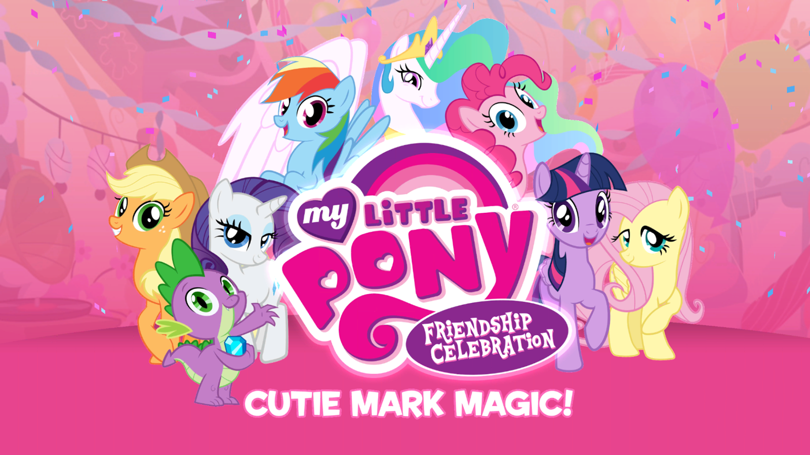 MY LITTLE PONY para Android
