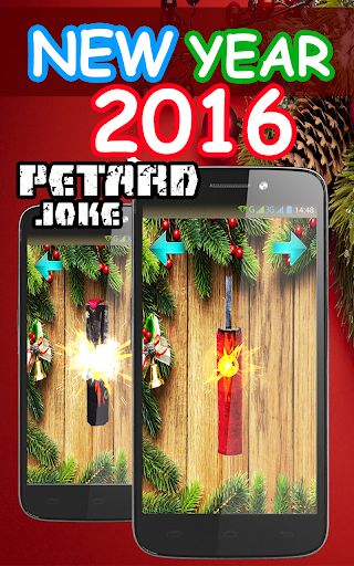 New Year 2016 Petard Joke
