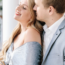 Hochzeitsfotograf Alina Danilova (Alina). Foto vom 27.08.2018