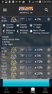 Action News 5 Memphis Weather APK image thumbnail 3