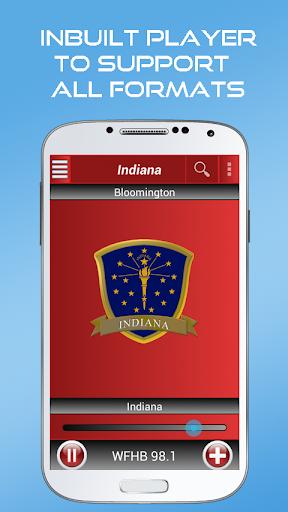 A2Z Indiana FM Radio