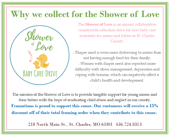 Shower of Love
