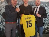 Pierre Bourdin passe du Cercle de Bruges au Lierse