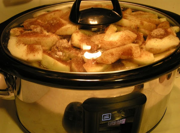 Cook on low setting for 10 hours; stirring occassionally. Mixture will thicken and become...
