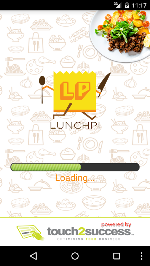 Lunch Pi- screenshot
