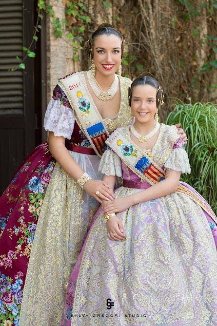 Les Falleres Majors 2017 de Gandia, s'acomiadarán al Museu Faller