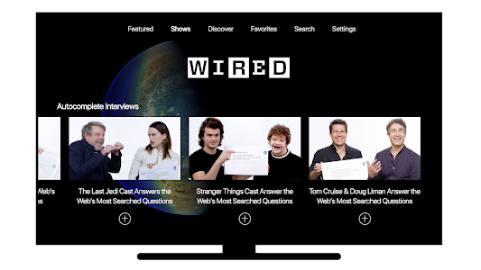 WIRED 13.2 (13201) (Android TV) (Arm64-v8a + Armeabi-v7a + x86 + x86_64)