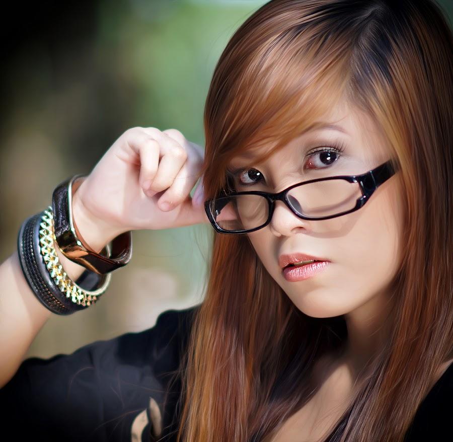 by Jen Ignacio - People Portraits of Women