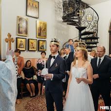 Wedding photographer Paweł Słowik (pawelsowik). Photo of 18.07.2018