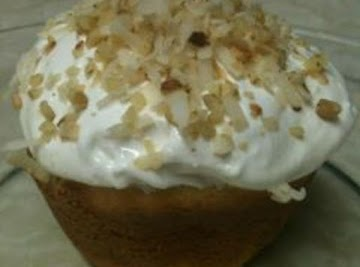 Coconut Lime Cupcakes Recipe