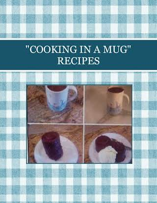 """COOKING IN A MUG"" RECIPES"