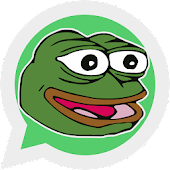 Pepe Meme Stickers - WAStickerApps