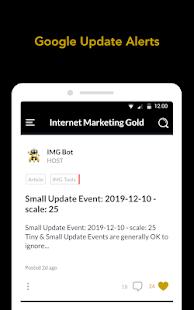 Download Internet Marketing Gold For PC Windows and Mac apk screenshot 3