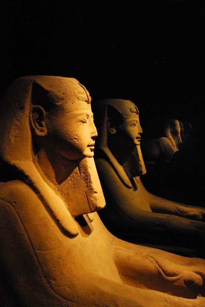 L'eterno sguardo della Sfinge di teo2000