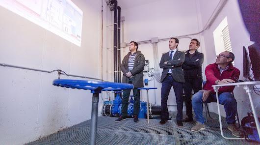 Doce municipios almerienses se suman a la gestión inteligente del agua