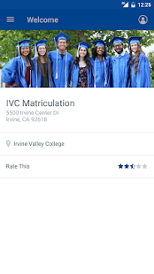 Irvine Valley College- screenshot thumbnail