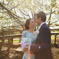 Wedding photographer Aleksandra Khlebnikova (YourAlexandra). Photo of 24.05.2016