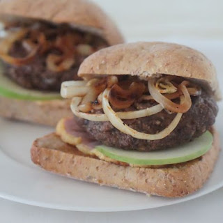 Canadian Tourtiere Burger