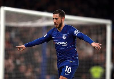 🎥 Chelsea met à l'honneur Eden Hazard, huit ans jour pour jour après l'avoir recruté
