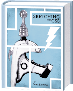 sketching with css