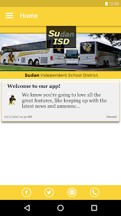 Sudan Independent School District- screenshot thumbnail