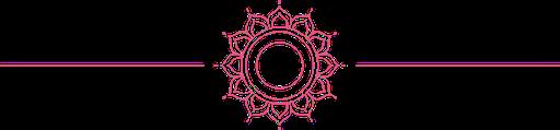 Bandeau rosace