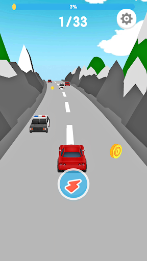 Racing Car screenshot 1