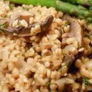 Barley Side Dish.