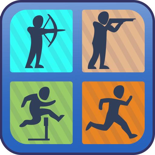 Athletics+. Summer sport games 體育競技 App LOGO-APP開箱王