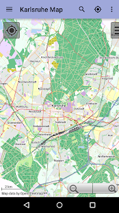 Karlsruhe City Map Lite Apps on Google Play