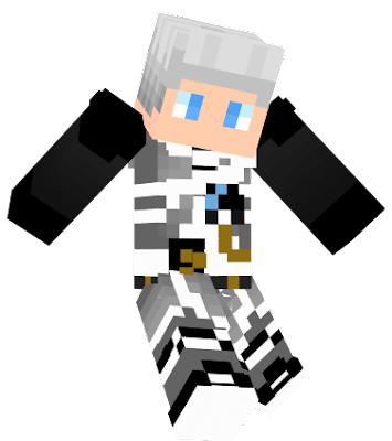 i had some problems with the skin color so I decided to leave it like this