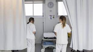 Urgencias hospitalarias en una imagen de archivo.