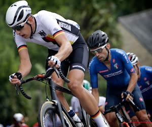Duitser Justin Wolf verrast de sprinters in korte eerste etappe in Belgrade Banjaluka, Michael Van Staeyen vijfde