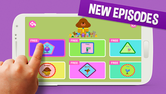 CBeebies - Bilingual Education- screenshot thumbnail