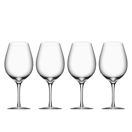 Orrefors - More Wine XL 4-pack